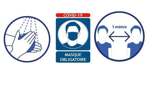 covid 19 protocole sanitaire