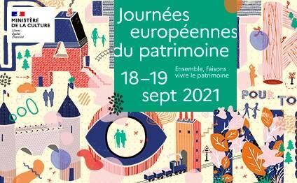 journée du patrimoine 2021 idées sorties 94